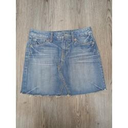 Jupe en jeans 1 1022