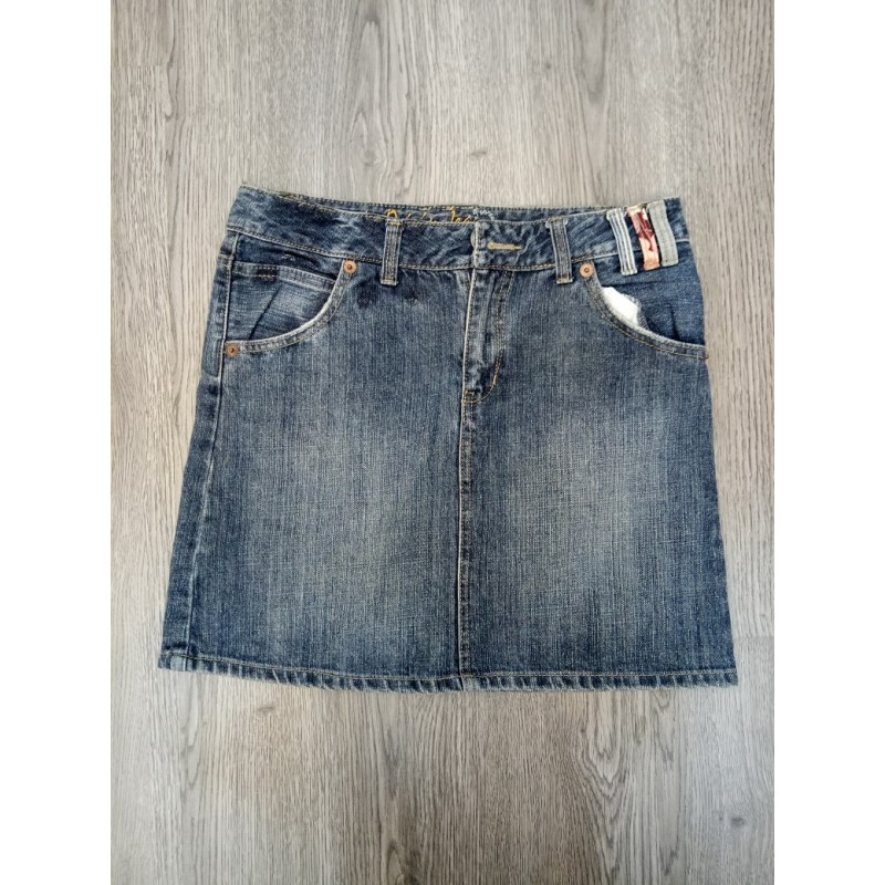 Denim skirt 8