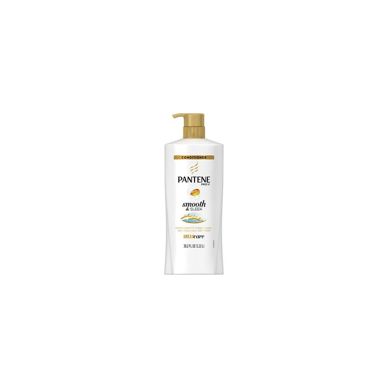 Shampoing Pantene Smooth & Sleek 1.13L