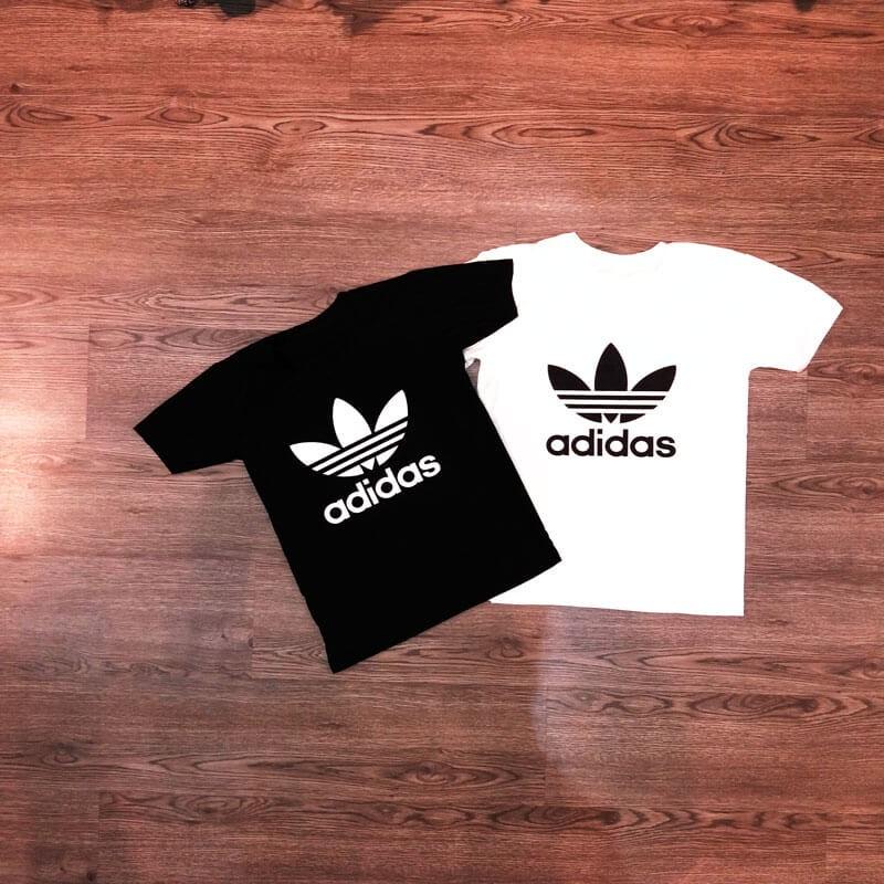 Áo thun Adidas thật sự cây chĩa ba