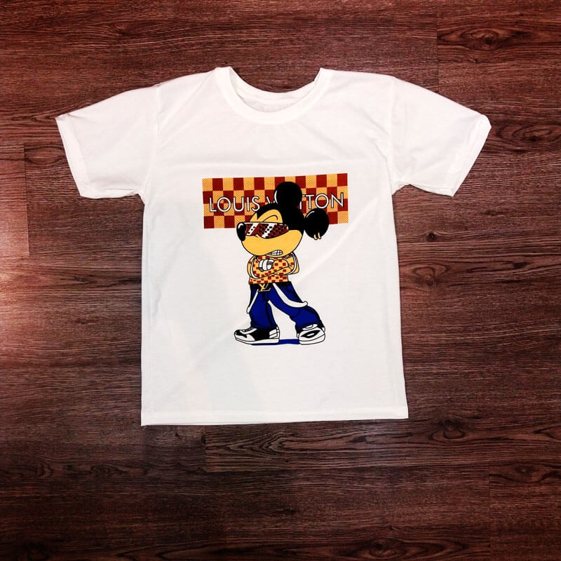 Tee shirt Louis Vitton Mickey