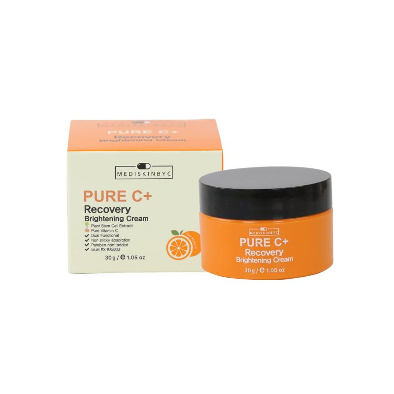 Cream Mediskinbyc Pure C + Recovery Brightening