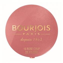 Fard à joue Bourgeois 16 rose coup de foudre