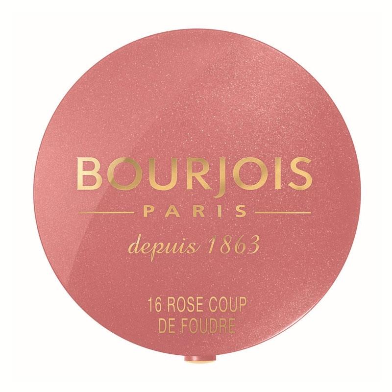 Blush Bourgeois 16 rose coup de foudre