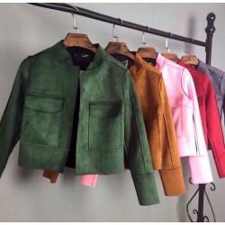 áo khoác dạ lung 205