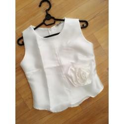 Áo kiểu hoa hồng 230