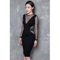 Đầm sexy dung biez phong cach 253