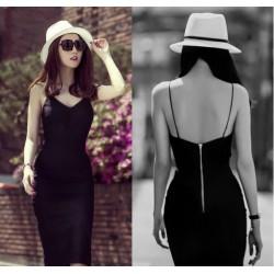 Ngoc Trinh Slip-on Dress