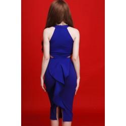 Robe bleue 367