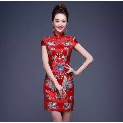Hong Kong design dress 409