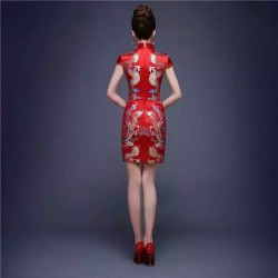 Hong Kong design dress 410