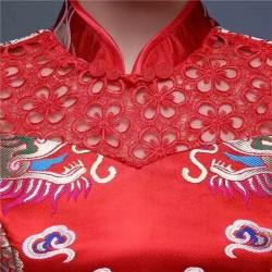 Hong Kong design dress 411