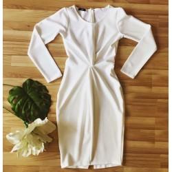 Pleated dress 448