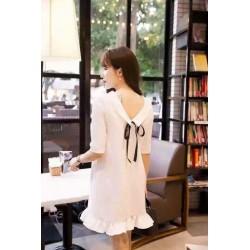 Delicate dress 458