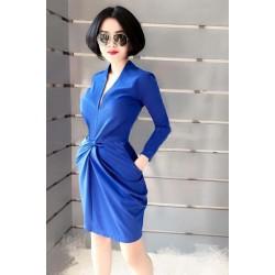 Short class dress
