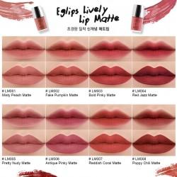 Colors Lipstick Eglips Lively Lip Matte