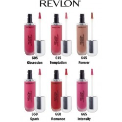 Colors Lipstick Revlon Ultra HD Matte Lipcolor
