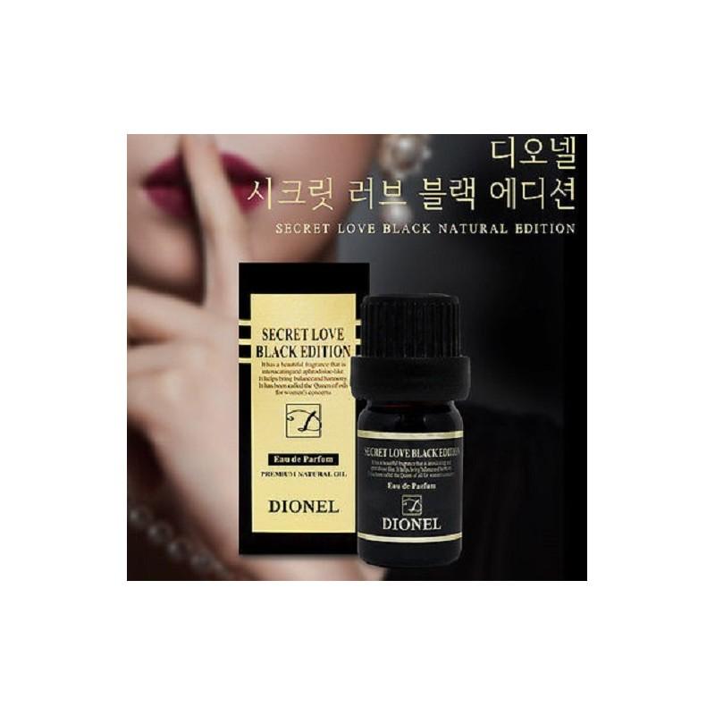 Parfum Secret Love Black Edition