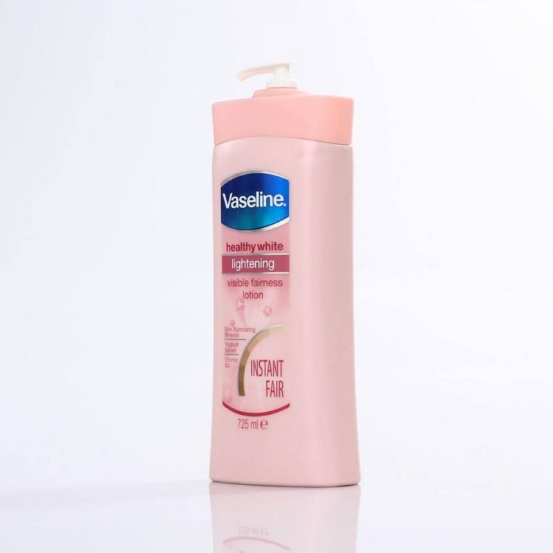 Sữa cơ thể Vaseline Healthy White Lightening 725 mL