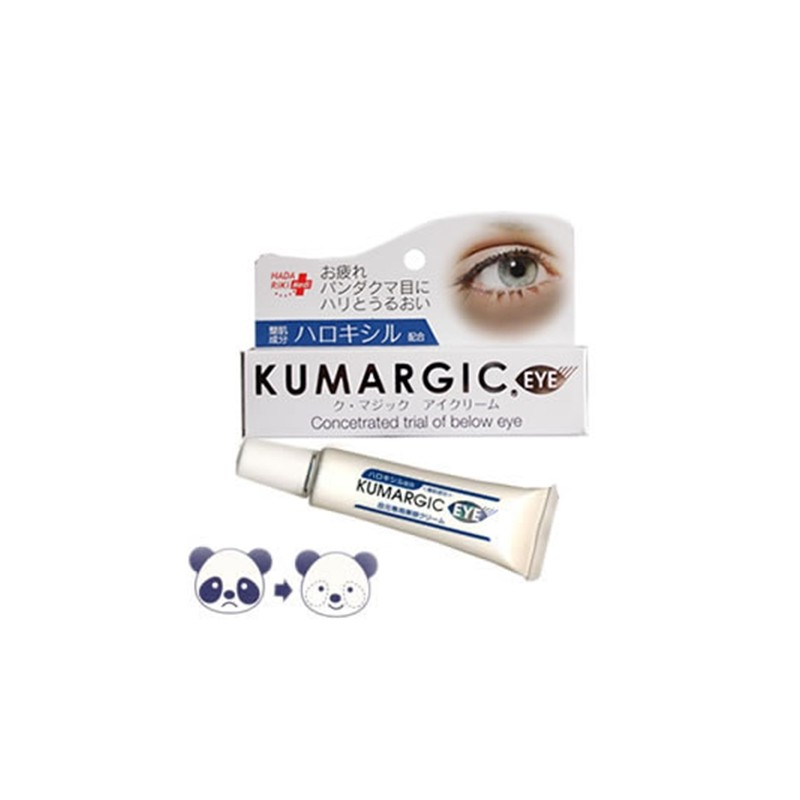 Crème anticernes Kumargic Eye Cream