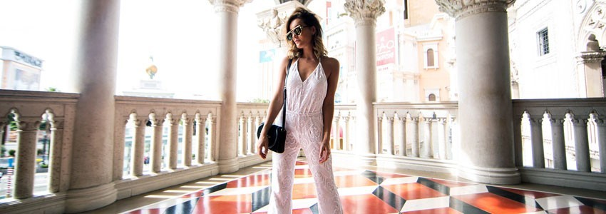 Long Jumpsuits | Violet Fashion Shop
